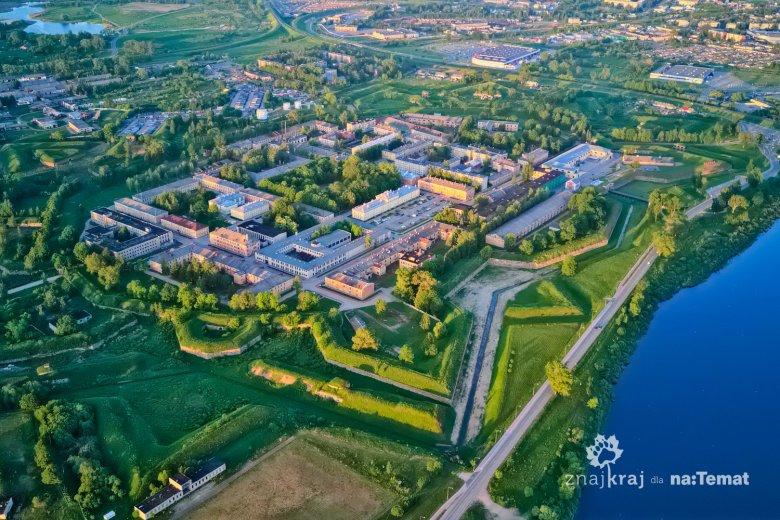 Twierdza w Dyneburgu, łot. Daugavpils