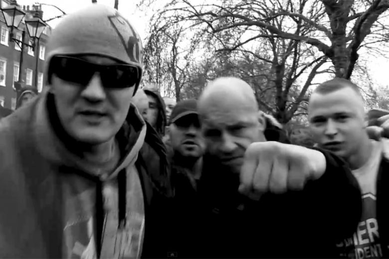 """Firma w utworze """"Kryminalny rap"""""""