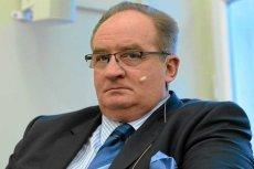 Europoseł PO Jacek Saryusz-Wolski stał się zakładnikiem politycznej rozgrywki