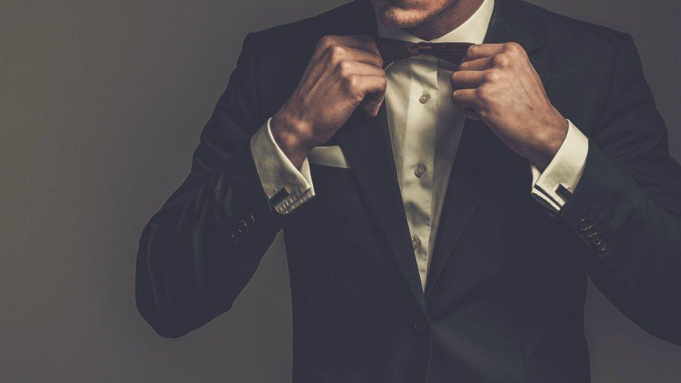 Klasyczna męska elegancja robi piorunujące wrażenie na większości kobiet