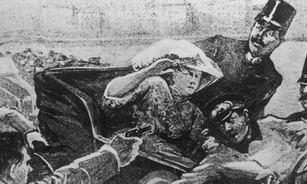 Zamach w Sarajewie. Koniec epoki, początek Wielkiej Wojny...