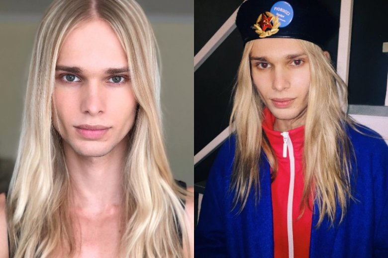 Mateusz Maga robi karierę w międzynarodowym modelingu. Czy równie dobrze pójdzie mu z muzyką?