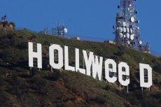 Święte Zioło? Ktoś przerobił słynny napis na wzgórzu w Los Angeles. Policja poszukuje sprawcy
