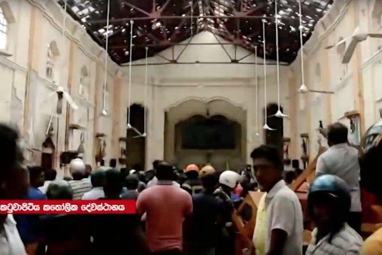 O możliwych atakach terrorystycznych na Sri Lance informowały służby wywiadowcze USA i Indii.