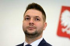 Z którego okręgu Patryk Jaki wystartuje w wyborach do PE?