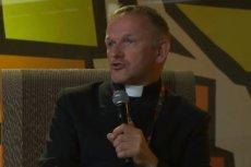 Ks. Wojciech Lemański wystąpił na Przystanku Woodstock