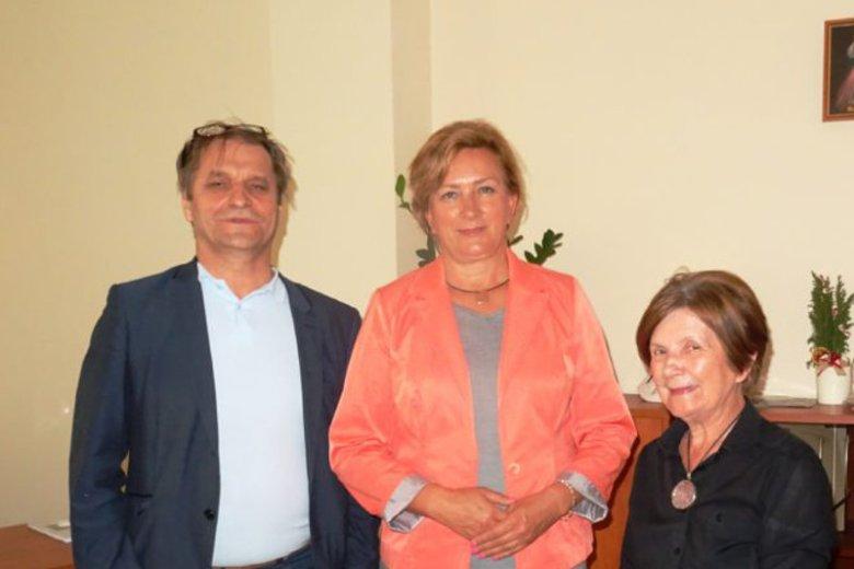 Z uzdrowicielami duchowymi spotkała się wiceminister zdrowia Józefa Szczurek-Żelazko.