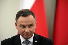 Andrzej Duda ma dużo żalu do TVP.