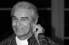 Zmarł najsłynniejszy polski amant Tadeusz Pluciński.