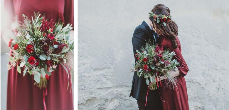 Proste bukiety z białych czy czerwonych róż to przeżytek