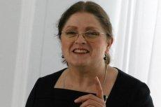 Krystyna Pawłowicz znana jest z ostrych komentarzy