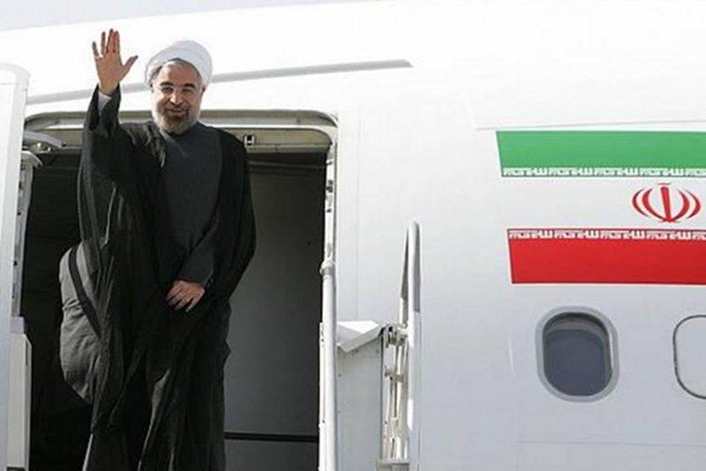 Prezydenci USA i Iranu rozmawiali ze sobą po raz pierwszy od 1979 roku
