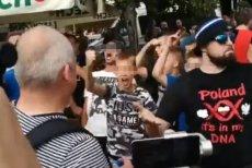 Dzieci wykrzykiwały wulgarne hasła podczas Marszu Równości w Płocku.