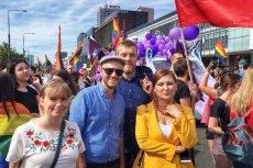 Na Paradzie Równości pojawili się Rafał Trzaskowski, Adrian Zandberg czy Jan Śpiewak.
