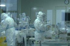 """74–letnia ofiara śmiertelna koronawirusa nagle """"ożyła""""."""