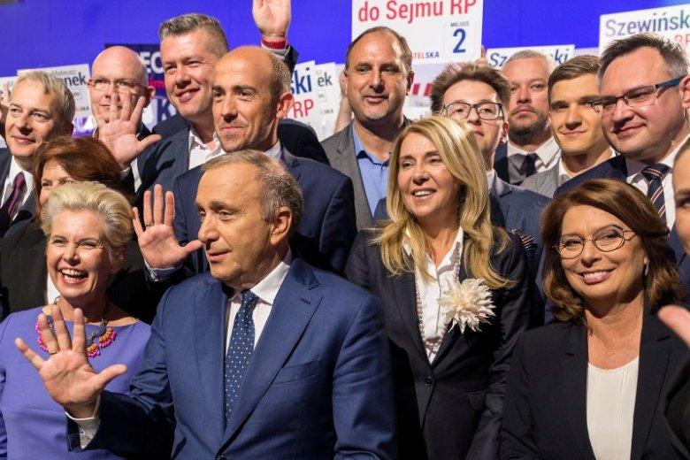 Małgorzata Kidawa-Błońska zdobyła w wyborach ponad 408 tys. głosów. Grzegorz Schetyna miał o wiele gorszy wynik.