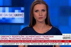 Kto tworzył takie kuriozalne i bezpodstawnie obrażające setki tysięcy protestujących Polaków paski w TVP Info? Być może ich autorzy nie pozostaną na zawsze anonimowi.