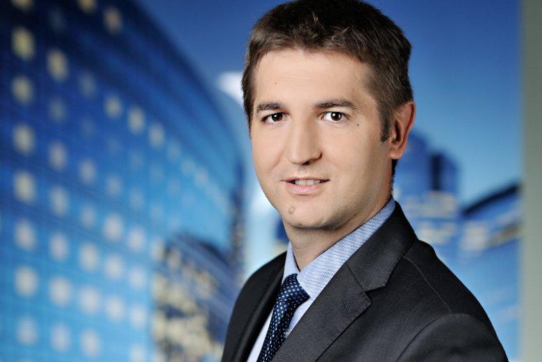 Łukasz Kosuniak, ekspert Marketingu B2B.