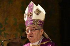 Arcybiskup Sławoj Leszek Głódź bronił nauczania Kościoła podczas Pasterki w Katedrze Oliwskiej.