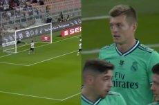 Toni Kroos strzelił gola bezpośrednio z rzutu rożnego.