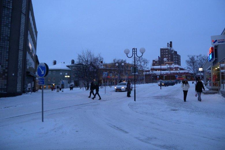 Szwedzkie miasteczko Kiruna musi zostać w całości przeniesione. Inaczej grozi mu katastrofa