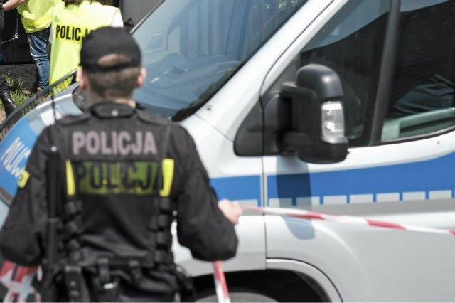 W Katowicach doszło do starć narodowców z funkcjonariuszami policji