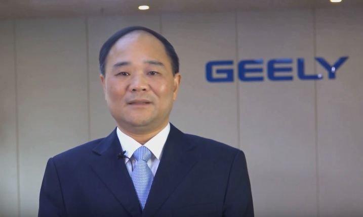 Li Shifu, twórce Geely.