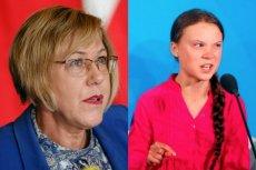 Małopolska kurator oświaty zaatakowała słynną młodzieżową aktywistkę Gretę Thunberg.