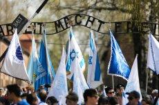 10 tys. osób bierze udział w Marszu Żywych, które przechodzi tzw. drogą śmierci.
