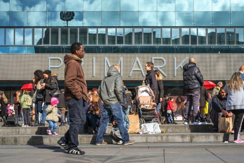 Primark w Berlinie