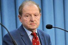 Tadeusz Iwiński apeluje o przestrzeganie prawa międzynarodowego w związku z kryzysem w Europie.