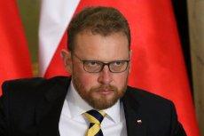 Minister zdrowia Łukasz Szumowski wypowiedział się w sprawie wadliwych szczepionek.