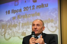 Czesław Lang twierdzi, że Tour de Pologne będzie znakomitym przetarciem przed Olimpiadą w Londynie