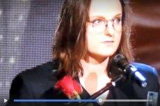 Reżyserka Zuzanna Grajcewicz jest oburzona, że TVP ocenzurowała jej podziękowania podczas gali wręczenia nagród na Festiwalu Sztuki Faktu.