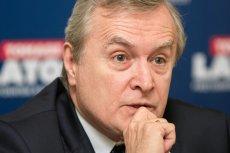"""""""Będziemy robili to sprawnie"""" – mówi Piotr Gliński o odbudowie Pałacu Saskiego."""