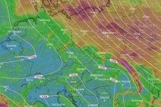 Uwaga na silny wiatr, szczególnie na Pomorzu.