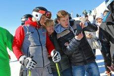 Andrzej Duda chciał tylko pojeździć na nartach, a tu takie zamieszanie.