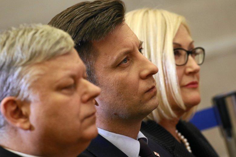 Michał Dworczyk w Radiu Zet: musiałem wziąć kredyt, żeby zwrócić nagrodę.