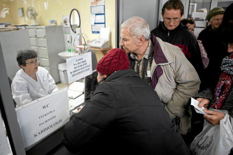 Pacjenci chcą mieć wpływ na zmiany w ochronie zdrowia.