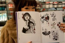Ilustratorka i jej prace.