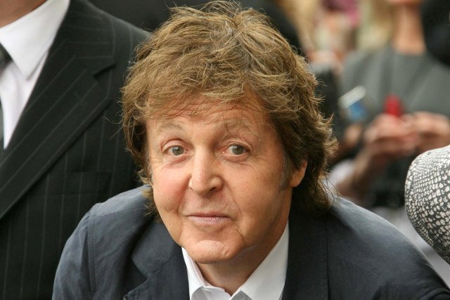 Stacja NBC chce stworzyć serial o zespole The Beatles. Na zdjęciu: sir Paul McCartney