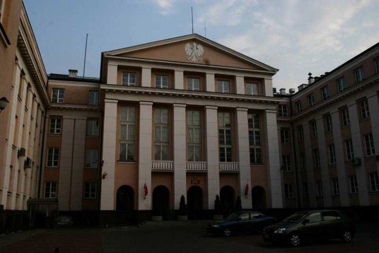Siedziba Najwyższej Izby Kontroli