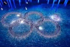 Rosjanie na zamknięcie Igrzysk zaśmiali się ze swojej wpadki podczas ceremonii otwarcia