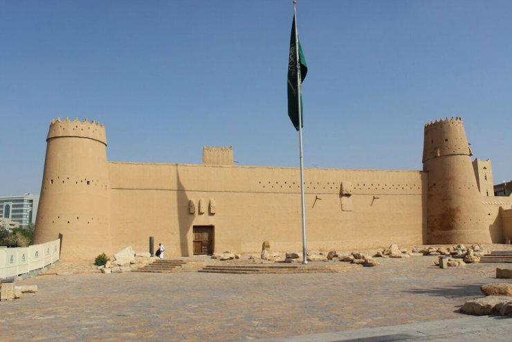 Twierdza Masmak w historycznym centrum Rijadu