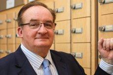 Jacek Saryusz-Wolski stał się kandydatem polskiego rządu na szefa Rady Europejskiej i... odpłynął