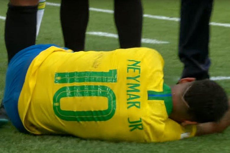 Portugalski Narodowy Instytut Pogotowia Ratunkowego wykorzystał w swojej reklamie wizerunek Neymara.