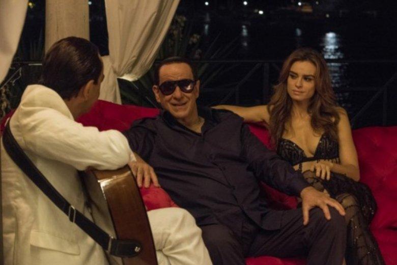 Kasia Smutniak zagrała przyjaciółkę-kochankę Silvio Berlusconiego