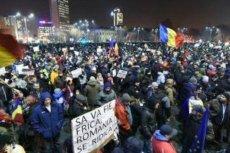 Na ulice stolicy Rumunii Bukaresztu wyszły tysiące protestujących. Nie zgadzają się na reformę sądownictwa, podobną do tej, która miała miejsce w Polsce.