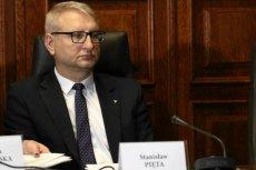 Poseł PiS Stanisław Pięta już wie co zrobić z protestującymi niepełnosprawnymi.