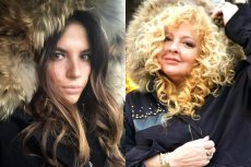 Na Instagramie wybuch niespodziewany konflikt między Weroniką Rosati a Magdą Gessler